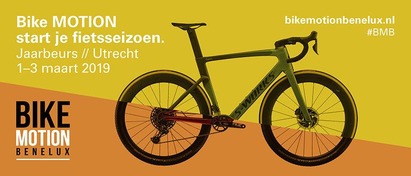 Bike MOTION start je fietsseizoen.